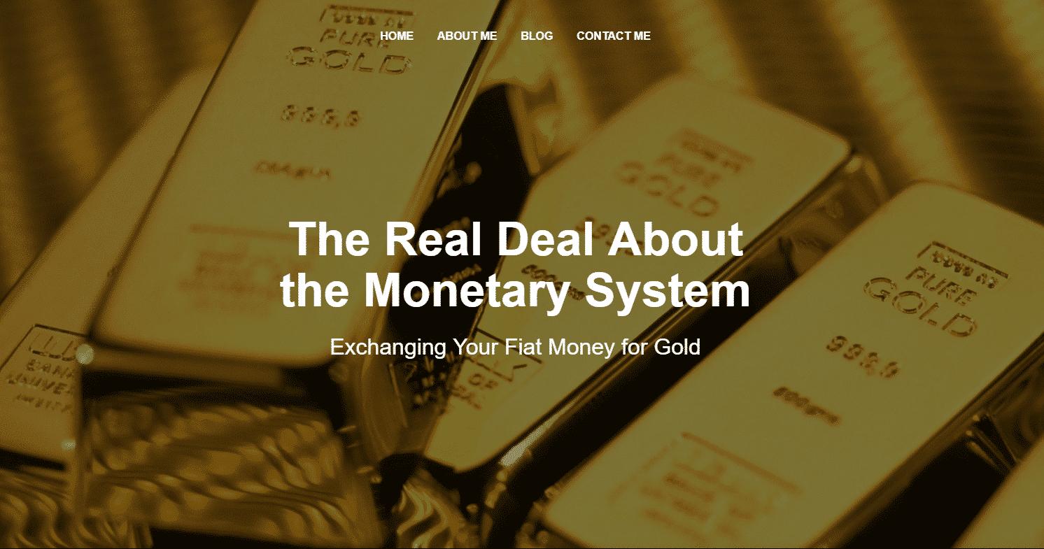 Real Money Website