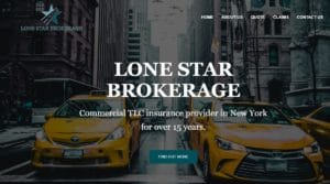 Lone Star Brokerage Website