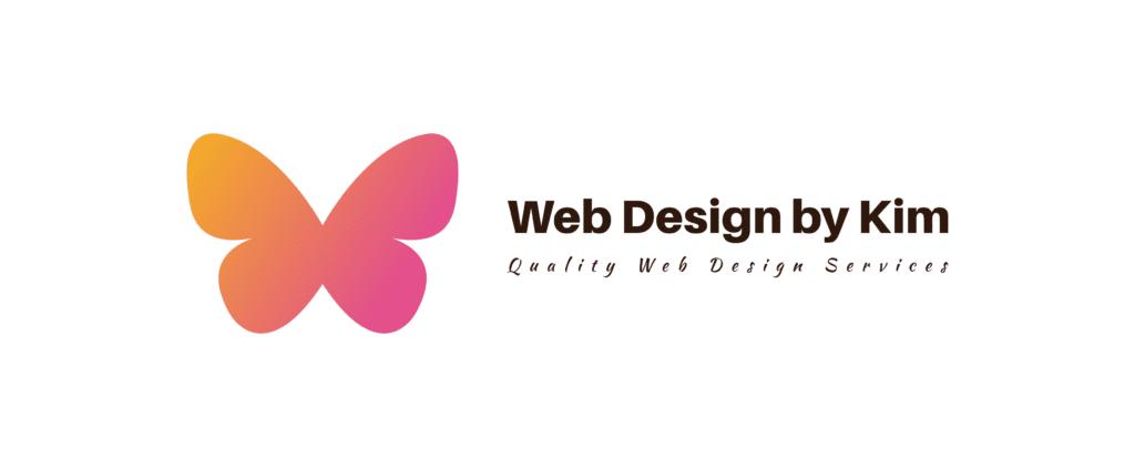 Web Design by kim logo cover