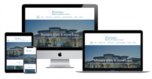 Multi Device View Montana Realty and Home Loans
