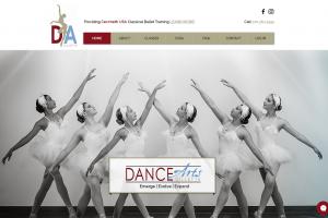 Dance Arts Gillette Website