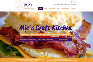 MicsCraftKitchen website