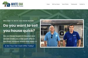 White Oak House Buyers Website