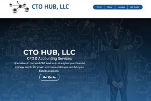 CTO HUB LLC Website